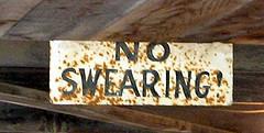 swearingno