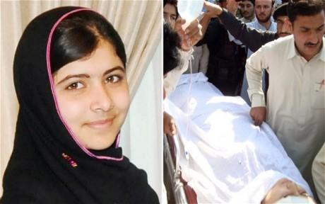 Malala Yousafzai Pakistan