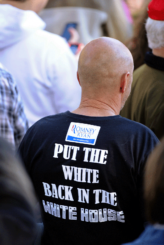 Offensive Anti-Obama T-shirt
