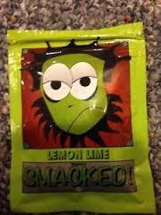 Smacked potpourri