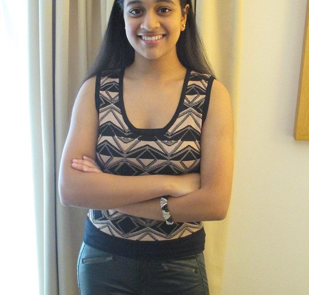 trisha prabhu rethink app