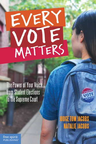 Every Vote Matters book cover
