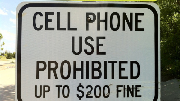 cell phone use