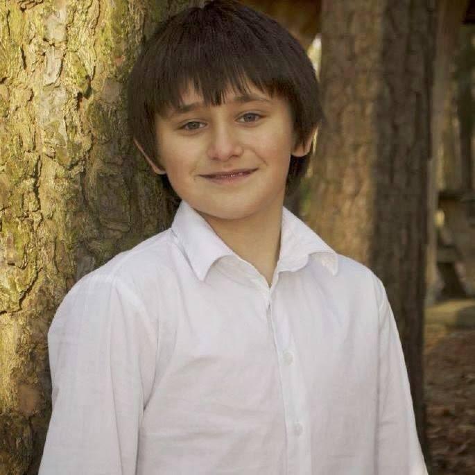 Michael Morones Age 11