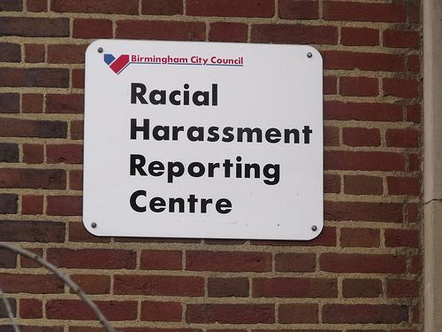 racial harassment